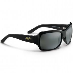 Maui Jim Palms Sunglasses - Gloss Black/Neutral Grey