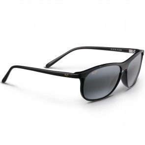 Maui Jim Voyager Sunglasses - Gloss Black/Neutral Grey