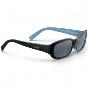 Maui Jim Women's Punchbowl Sunglasses - Black Blue/Neutral Grey