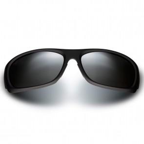 Maui Jim Ikaika Sunglasses - Matte Black/Neutral Grey