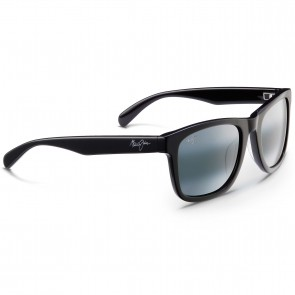 Maui Jim Legends Sunglasses - Gloss Black/Neutral Grey