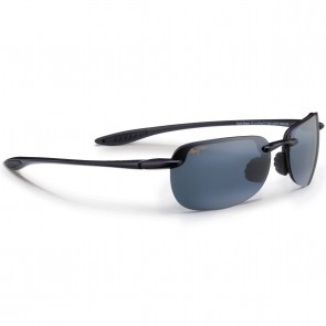 Maui Jim Sandy Beach Sunglasses - Gloss Black/Neutral Grey