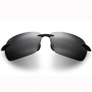 Maui Jim Banzai Sunglasses - Gloss Black/Neutral Grey