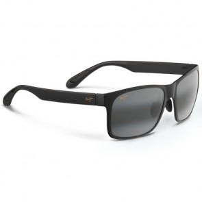 Maui Jim Red Sands Sunglasses - Matte Black/Neutral Grey