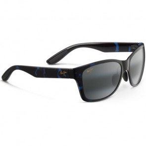 Maui Jim Road Trip Sunglasses - Blue/Black Tortoise/Neutral Grey