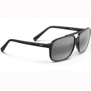 Maui Jim Silversword Sunglasses - Grey Tortoise/Neutral Grey