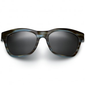 Maui Jim Women's Sweet Leilani Sunglasses - Brown Aqua/Neutral Grey