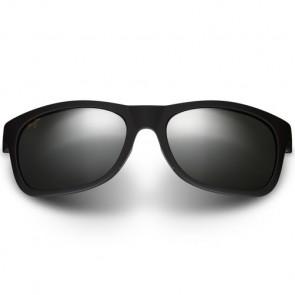 Maui Jim Kahi Sunglasses - Matte Black/Neutral Grey