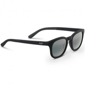 Maui Koko Head Sunglasses - Matte Black/Neutral Grey