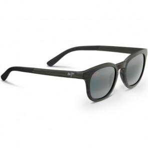 Maui Koko Head Sunglasses - Matte Aqua Wood Grain/Neutral Grey
