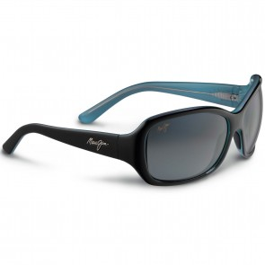 Maui Jim Women's Pearl City Sunglasses - Black/Blue/Neutral Grey