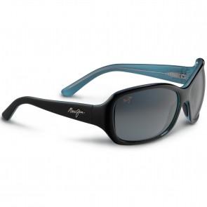 Maui Jim Women's Pearl City Sunglasses - Black/Blue/Neutral Grey