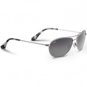 Maui Jim Baby Beach Sunglasses - Silver/Neutral Grey