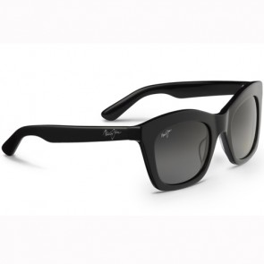 Maui Jim Women's Coco Palms Sunglasses - Gloss Black/Neutral Grey