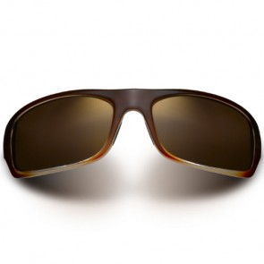 Maui Jim Peahi Sunglasses - Redfish/HCL Bronze