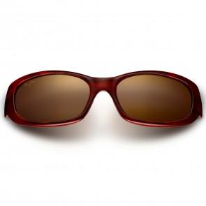 Maui Jim Women's Punchbowl Sunglasses - Tortoise Pink/HCL Bronze