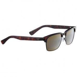 Maui Jim Kawika Sunglasses - Tortoise Gold/HCL Bronze