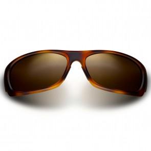 Maui Jim Ikaika Sunglasses - Matte Tortoise/HCL Bronze