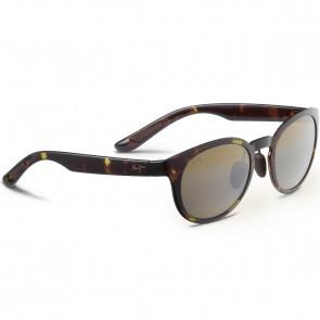 Maui Jim Women's Keanae Sunglasses - Olive Tortoise/HCL Bronze