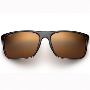Maui Jim Flat Island Sunglasses - Brown Stripe/HCL Bronze