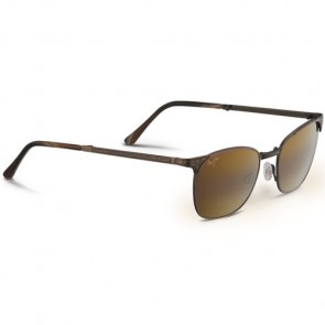 Maui Jim Stillwater Sunglasses - Antique Gold/HCL Bronze