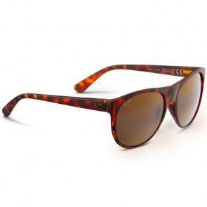 Maui Jim Rising Sun Sunglasses - Matte Tortoise/HCL Bronze