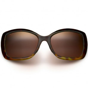 Maui Jim Women's Orchid Sunglasses - Tortoise Peacock/HCL Bronze