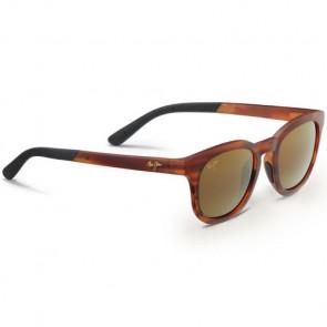 Maui Koko Head Sunglasses - Matte Tortoise/HCL Bronze