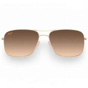 Maui Jim Wiki Wiki Sunglasses - Gold/HCL Bronze
