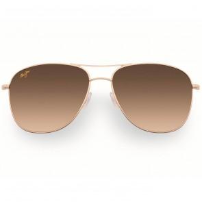Maui Jim Cliff House Sunglasses - Gold/HCL Bronze