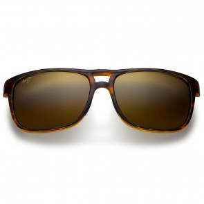 Maui Jim Waterways Sunglasses - Matte Tortoise/HCL Bronze