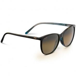 Maui Jim Women's Ocean Sunglasses - Tortoise Peacock/HCL Bronze
