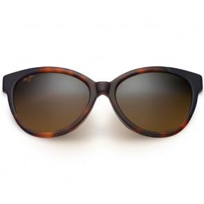 Maui Jim Women's Sunshine Sunglasses - Tortoise Navy Blue/HCL Bronze