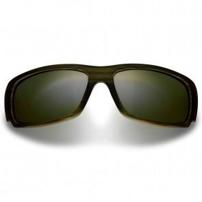 Maui Jim World Cup Sunglasses - Matte Green Stripe Rubber/Maui HT