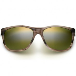 Maui Jim Howzit Sunglasses - Light Charcoal/Maui HT