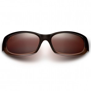 Maui Jim Women's Punchbowl Sunglasses - Chocolate Fade/Maui Rose