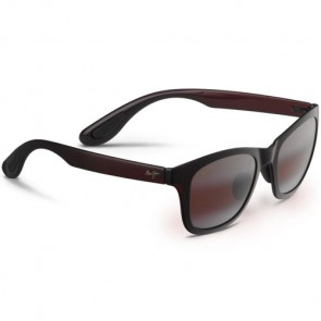 Maui Jim Hana Bay Sunglasses - Burgundy/Maui Rose