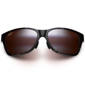 Maui Jim Road Trip Sunglasses - Black/Grey Tortoise/Maui Rose