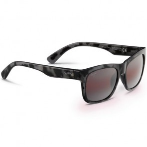 Maui Jim Snapback Sunglasses - Grey Tortoise/Maui Rose