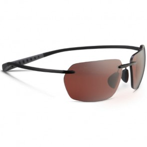 Maui Jim Alaka'i Sunglasses - Gloss Black/Maui Rose