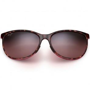 Maui Jim Women's Ocean Sunglasses - Tortoise Raspberry/Maui Rose