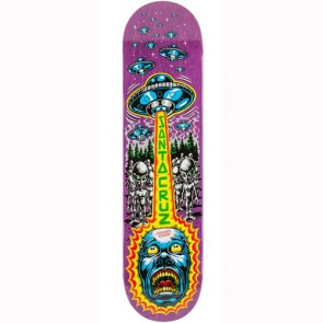 Santa Cruz Skateboards Abduction Deck