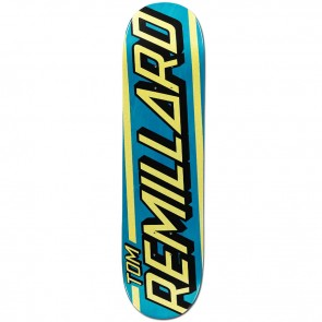 Santa Cruz Skateboards Remillard Strip Pro Deck