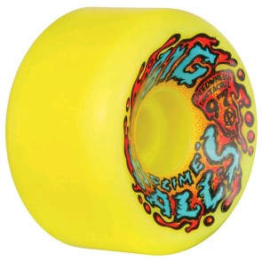 Santa Cruz Skateboards - 65mm Slime Balls Big Balls Wheels - Yellow