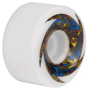OJ Wheels - 61mm OJ II Team Rider Speedwheels Wheels - White