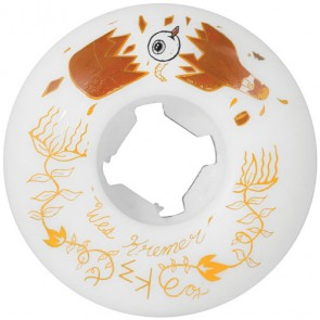 OJ Wheels 52mm Kremer Beer Trippin Wheels - White