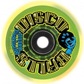 Santa Cruz 66mm Slime Balls Disco Balls Wheels - Multi