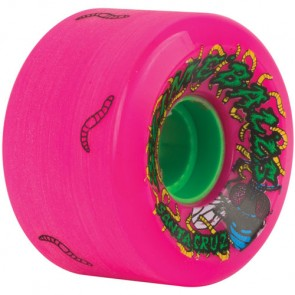 Santa Cruz 60mm Slime Balls Maggots Wheels - Pink