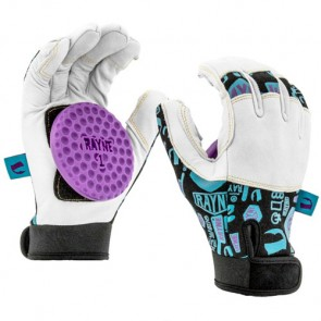Rayne Idle Hands Slide Gloves - White