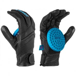 Rayne High Society Gloves - Black